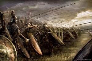Pohřešuje se 4000 vojáků: Kam zmizela Caesarova Devátá legie?