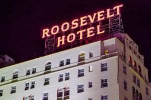 hotelem Roosvelt prý bloudí duch Marilyn Monroe