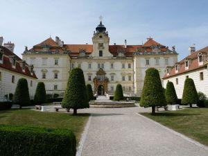 Hodný duch ze zámku Valtice