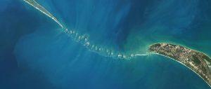 Tajemný Rámův most: V Indii věří, že je dílem člověka