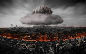 Co by se stalo, kdyby všechny atomové bomby najednou vybouchly