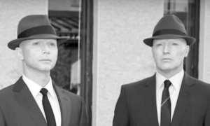 Záhadné postavy v černém. Vládní agenti, nebo mimozemšťané?