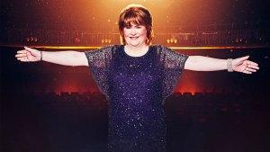 Susan Boyle tvrdí, že ji ve studiu navštívil duch Elvise