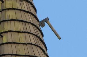 Kdo zatnul sekeru do zvonice?