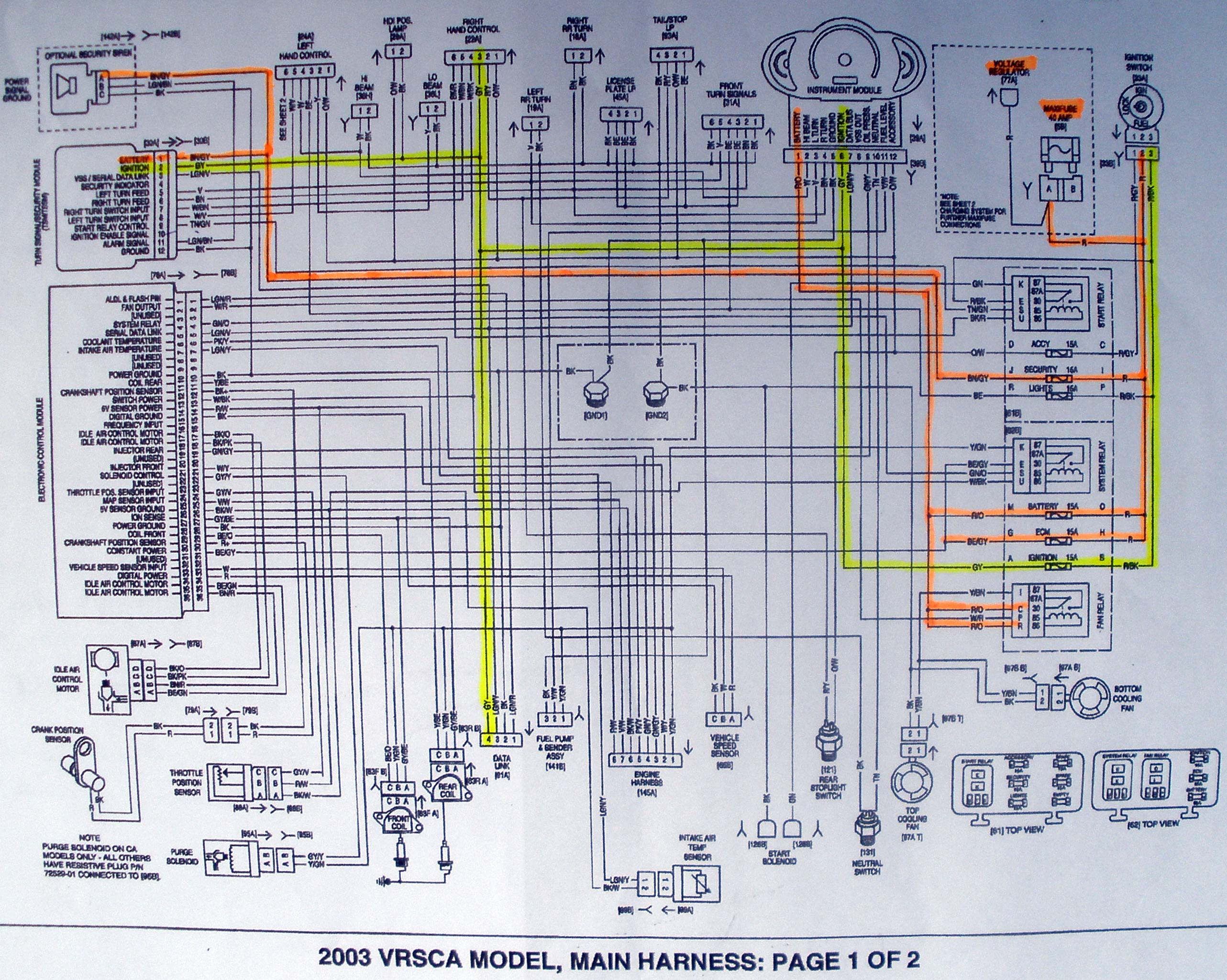 2008 yamaha r6 wiring diagram 1990 ezgo marathon index of v rod