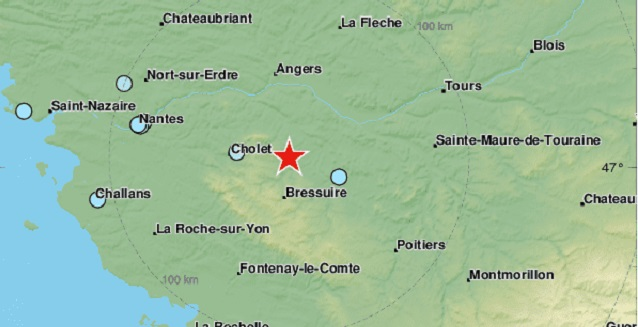 tremblement de terre 21 juin