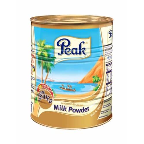 Peak Milk Powder 400g Tin