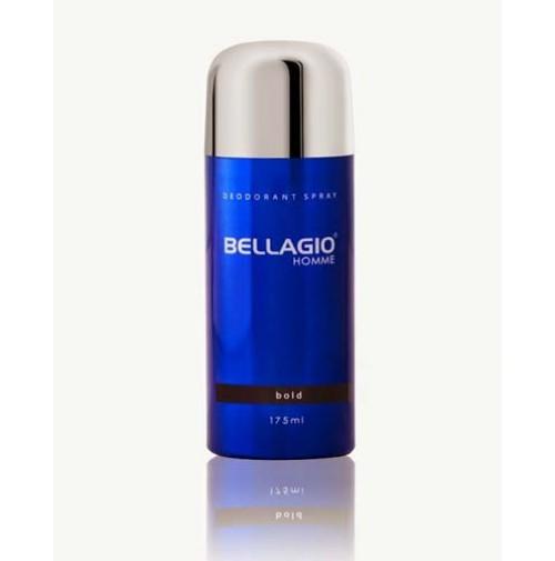 Bellagio Homme Rave Culture Body Spray.175ml