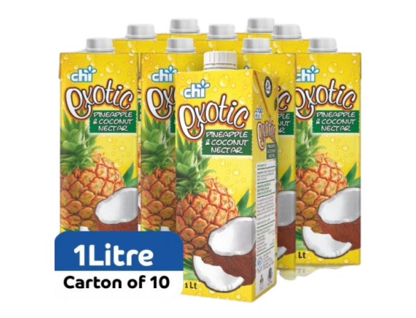 Chi Exotic pineapple COCONUT NECTAR.150ML Wholesale