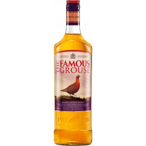 DE FAMOUS GROUSE WHISKY