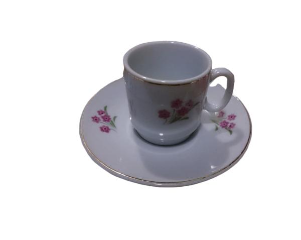 FINE PROCELAIN COFFEE SET CUP