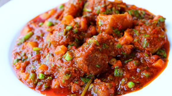 Goat Meat sauce