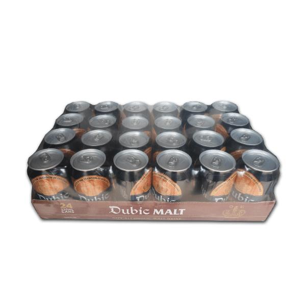 Dubic Malt Can Pack