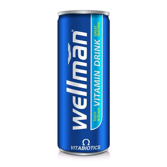 Wallman Apple Grape Vitamin Drink