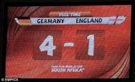 World Cup 2010: Germany-England Final Score