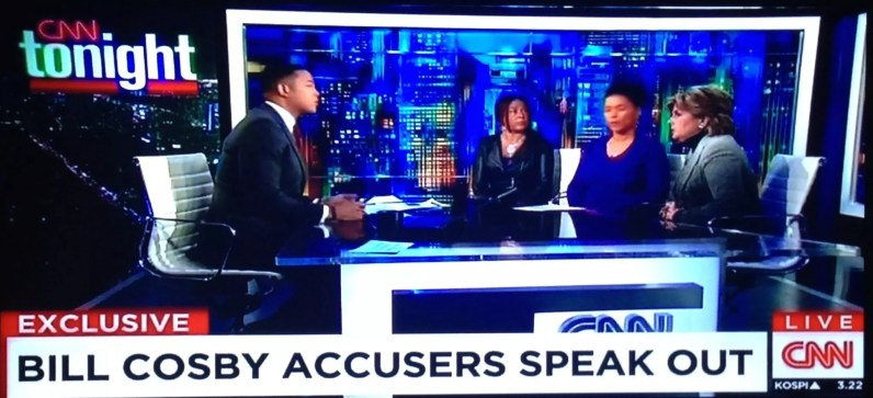 CNN: Bill Cosby Accuser Interview 1