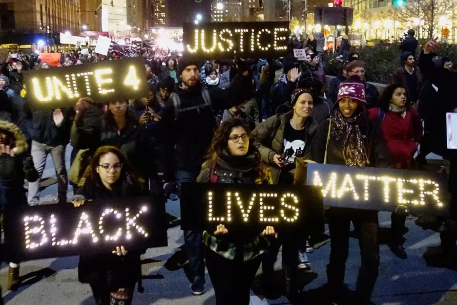 eric-garner-i-cant-breathe-protests #blacklivesmatter