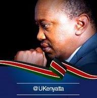 Uhuru Kenyatta | 937 188 Followers | 5/07/15