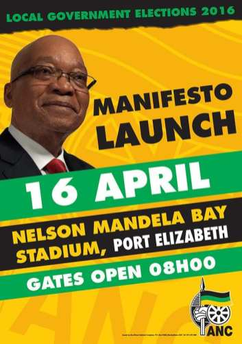 ANC_GLE_2016_Manifesto_Launch