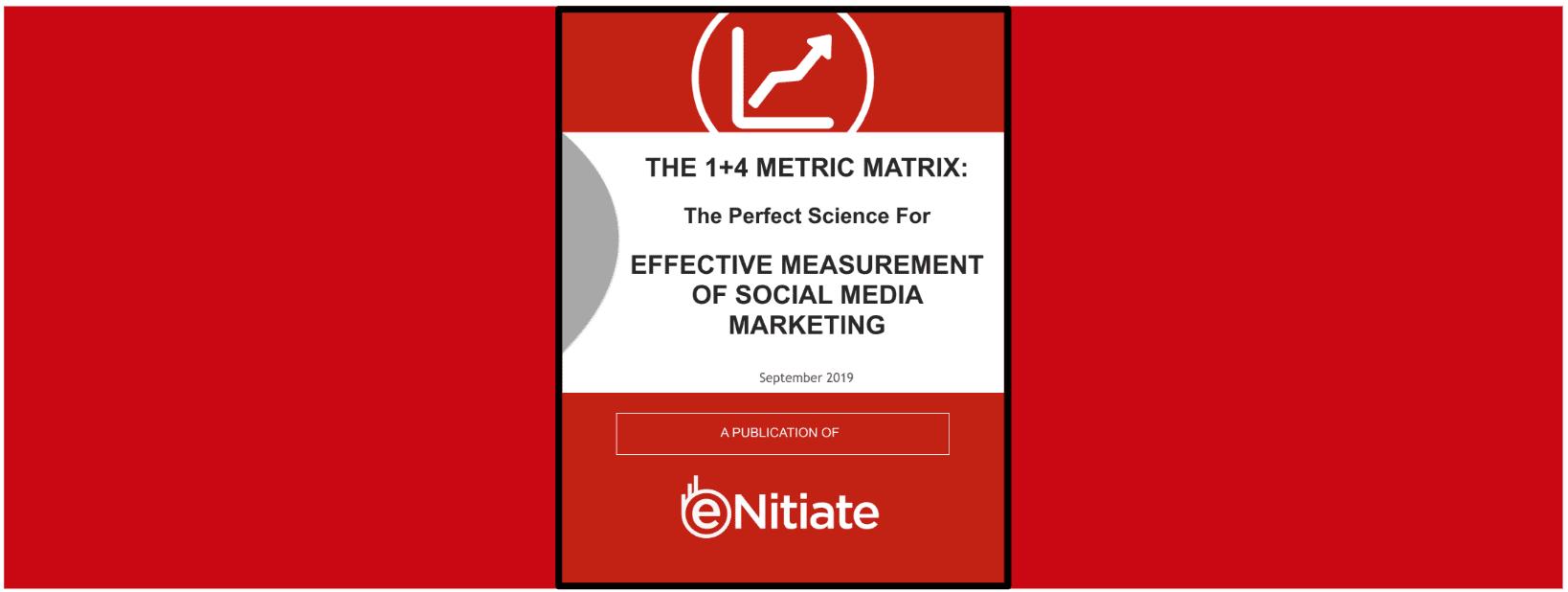 eBook: 1+4 Metric Matrix 2019