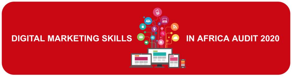 Digital Marketing Skills in Africa Audit 2020