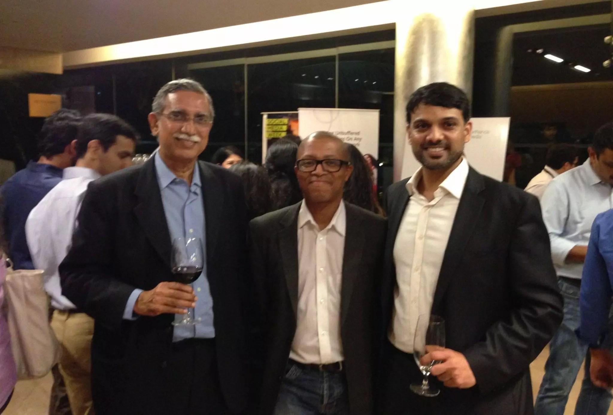 eNitiate   SMW Mumbai 2013   Bra Willy Seyama and Ranjit Nair   Sep 2013