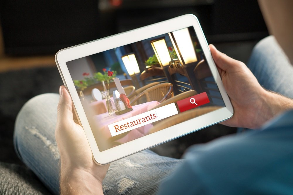 sites para restaurantes