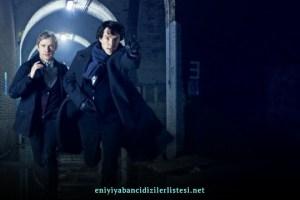 Sherlock - En Güzel Diziler, Dizi Önerisi