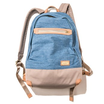 No.01635-fc Size.W320 H470 D160mm 24,000yen(w/o tax) / Color.Blue