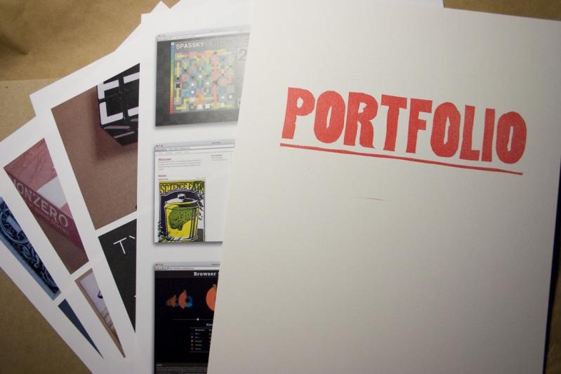 cara membuat portofolio  perbedaan  contoh portofolio
