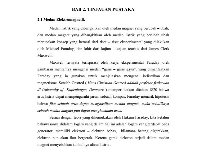 Contoh Proposal Penelitian skripsi