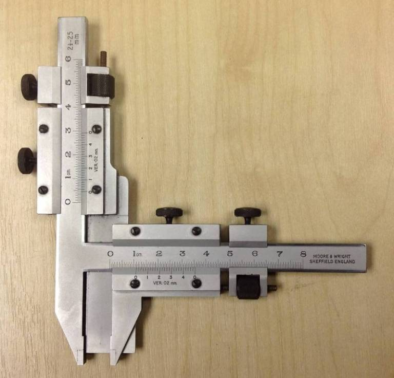 Gear Tooth Vernier Calipers