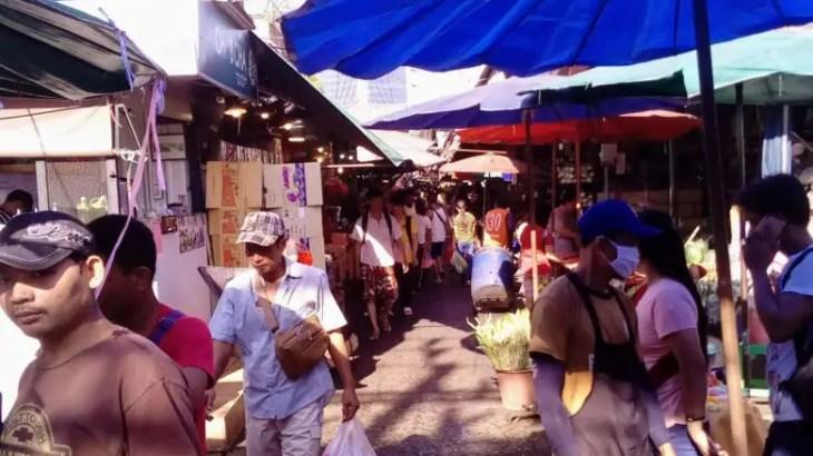 バンコクの台所【クロントーイ市場】日本では絶対に見ることができない食材!必見の超ローカル市場