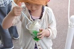 ソフトクリームが濃厚でめちゃうま!