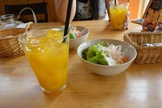 マンゴージュース美味しい!