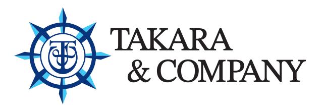 TAKARA & COMPANY-会社ロゴ