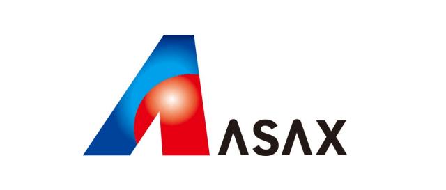 アサックス-会社ロゴ