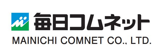 毎日コムネット-会社ロゴ