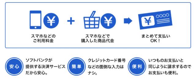Yahoo!ショッピングの支払い方法「まとめて支払い」