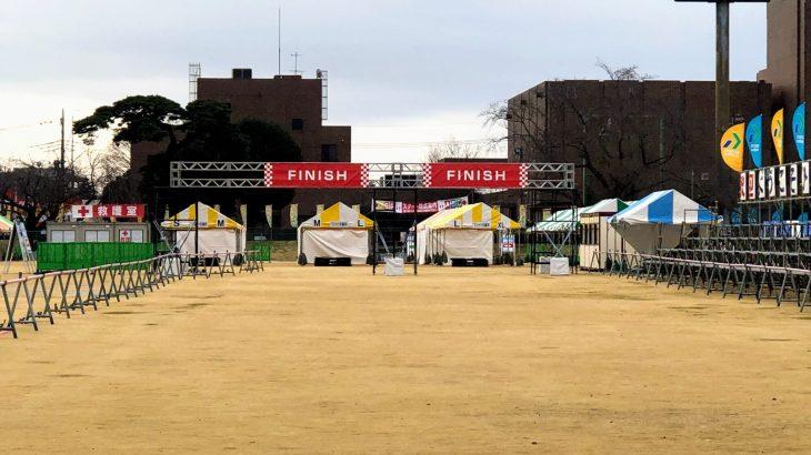 ついに勝田全国マラソンでサブ3.15を達成!適切なペース配分が大事