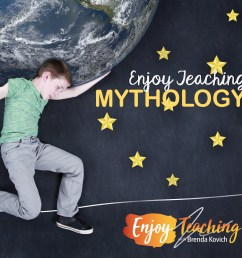 Teaching Mythology with ELA Activities for Your Fourth Grade Students [ 1920 x 1920 Pixel ]