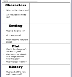 Teaching Historical Fiction with Reading Activities for Kids - Enjoy  Teaching with Brenda Kovich [ 1512 x 1139 Pixel ]