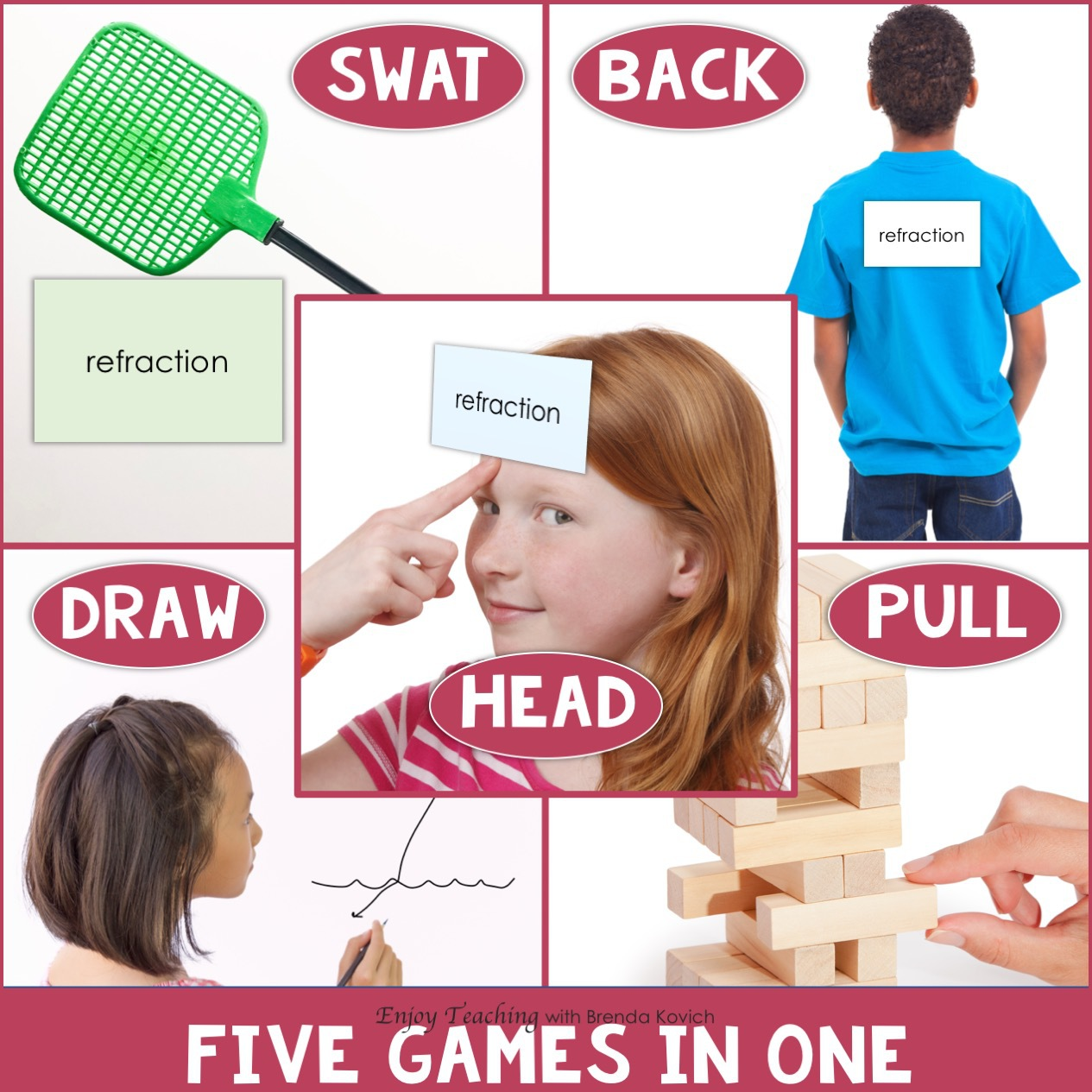 Five Fun Classroom Games Intermediate Grades