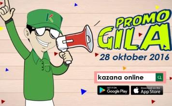 Promo Kazana