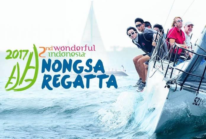 2nd Nongsa Point Regatta 2017