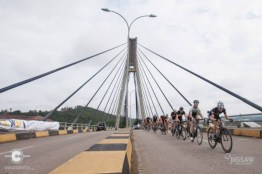 Tour de Barelang 2017 cycosports