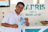 Promo Awal Ramadhan, Beli 2 Gratis 1 di HARRIS Hotel Batam Center