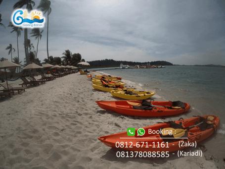 Watersport Kano Adventure Ranoh Island