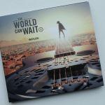 Nieuw album Waylon & Songfestival   The world can wait!
