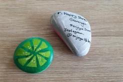 Eigen stenen achter